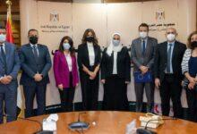 صورة لجنة من التضامن والهجرة والخارجية والاتحاد الأوروبي لبحث تطبيق برنامج العودة