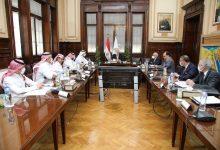 صورة تفاصل اجتماع وزير الزراعة والوفد السعودي