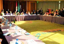 صورة وزيرا التجارة بمصر والسعودية يفتتحان فعاليات مجلس الأعمال المشترك