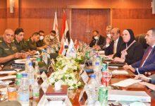 صورة تفاصيل اجتماع وزيرة التجارة والصناعة مع قيادات الهيئة الهندسية والتنمية الصناعية
