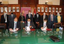 """صورة """"بنك مصر"""" يوقع عقد تمويل اسلامي مشترك لشركة بنيان للتنمية والتجارة بقيمة 700 مليون جنيه"""