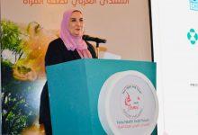 """صورة وزيرة التضامن  """" تشارك في المنتدى العربي حول"""" المرأه والسرطان"""""""
